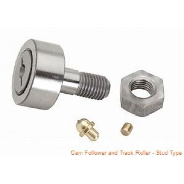 24 mm x 72 mm x 80 mm  SKF KRV 72 PPA  Cam Follower and Track Roller - Stud Type