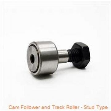 35 mm x 80 mm x 100 mm  SKF NUKRE 80 A  Cam Follower and Track Roller - Stud Type
