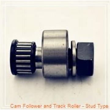 16 mm x 35 mm x 52 mm  SKF NUKR 35 A  Cam Follower and Track Roller - Stud Type
