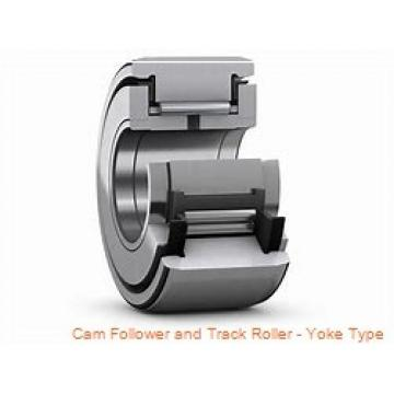 INA LR204-X-2RSR  Cam Follower and Track Roller - Yoke Type