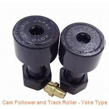 INA LR203-X-2RSR  Cam Follower and Track Roller - Yoke Type