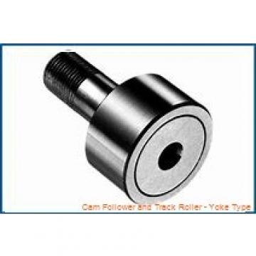 INA NATV6-X-PP  Cam Follower and Track Roller - Yoke Type