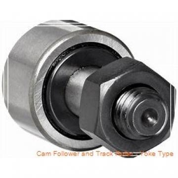 INA LR201-2RSR  Cam Follower and Track Roller - Yoke Type