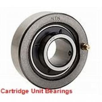 QM INDUSTRIES QMMC34J607SEC  Cartridge Unit Bearings