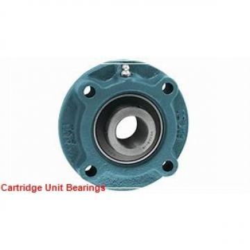 QM INDUSTRIES QAAMC18A085SEB  Cartridge Unit Bearings