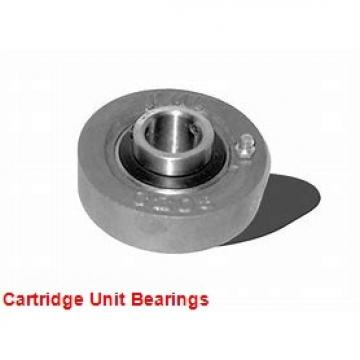 QM INDUSTRIES QAAMC18A085SM  Cartridge Unit Bearings