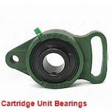 QM INDUSTRIES QVMC15V207SEO  Cartridge Unit Bearings