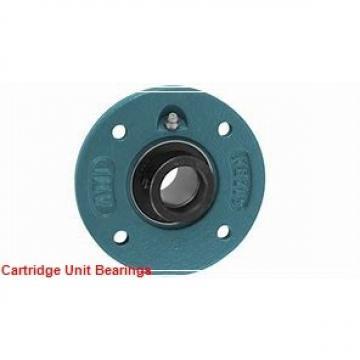 QM INDUSTRIES QVVMC17V075SEC  Cartridge Unit Bearings