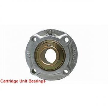 QM INDUSTRIES QVMC15V207SEM  Cartridge Unit Bearings