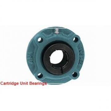 QM INDUSTRIES QVMC17V215SEN  Cartridge Unit Bearings