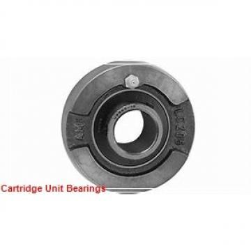 QM INDUSTRIES QVMC20V090SC  Cartridge Unit Bearings