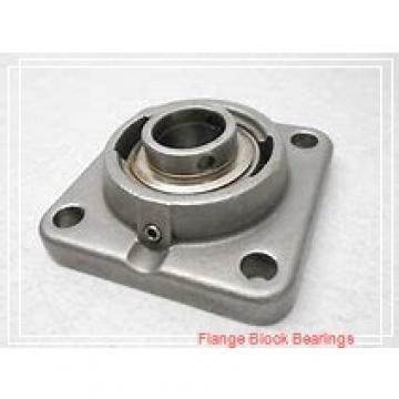 LINK BELT F3U223JH18W4  Flange Block Bearings