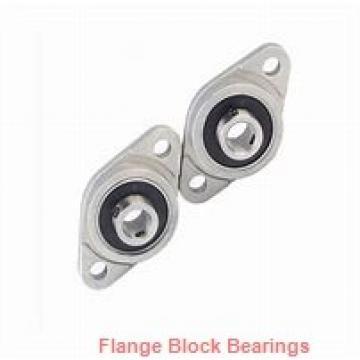 LINK BELT FX3S214EK75  Flange Block Bearings
