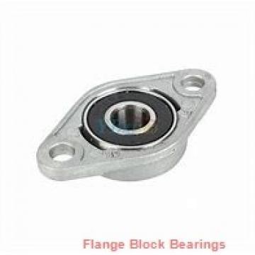 LINK BELT FEB22455H  Flange Block Bearings