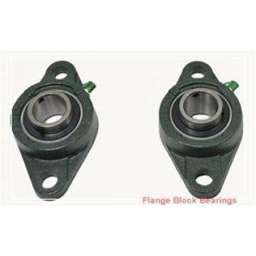 LINK BELT KFBSS2M35DC  Flange Block Bearings