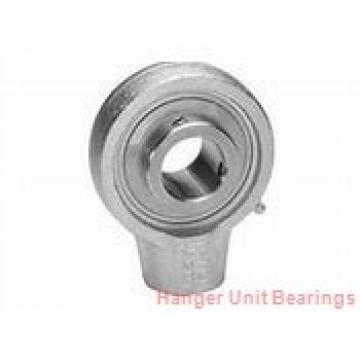 AMI UCHPL201-8MZ20W  Hanger Unit Bearings