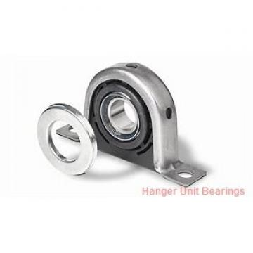 AMI UCHPL203MZ2W  Hanger Unit Bearings