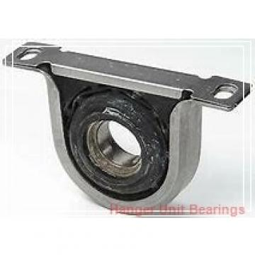 AMI UCHPL206-18MZ2W  Hanger Unit Bearings