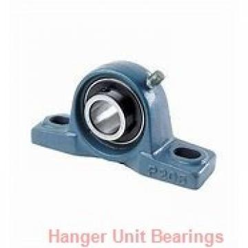 AMI UCHPL201-8MZ2W  Hanger Unit Bearings