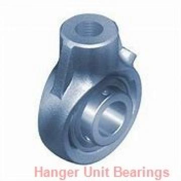 AMI UCHPL201-8MZ20CB  Hanger Unit Bearings