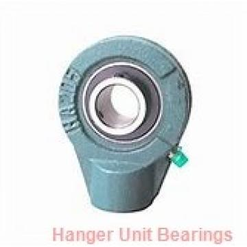 AMI UCHPL207MZ2RFB  Hanger Unit Bearings