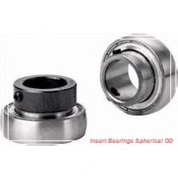 LINK BELT SG212HFFLPA  Insert Bearings Spherical OD