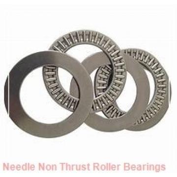 0.787 Inch   20 Millimeter x 0.984 Inch   25 Millimeter x 0.669 Inch   17 Millimeter  IKO LRT202517  Needle Non Thrust Roller Bearings