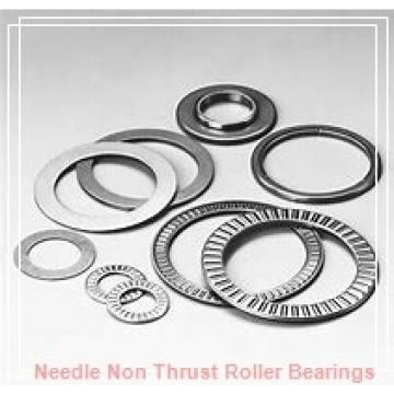 1.772 Inch | 45 Millimeter x 2.165 Inch | 55 Millimeter x 0.787 Inch | 20 Millimeter  IKO LRT455520  Needle Non Thrust Roller Bearings