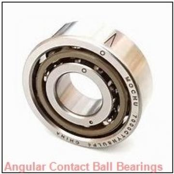 0.669 Inch | 17 Millimeter x 1.85 Inch | 47 Millimeter x 0.551 Inch | 14 Millimeter  TIMKEN 7303W SU  Angular Contact Ball Bearings