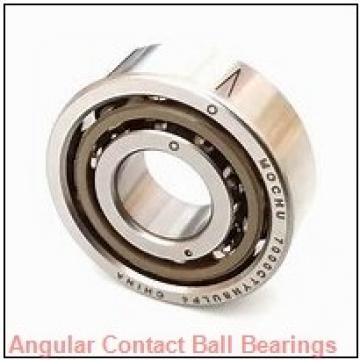 3.346 Inch | 85 Millimeter x 7.087 Inch | 180 Millimeter x 1.614 Inch | 41 Millimeter  SKF 7317 BEN1GAM  Angular Contact Ball Bearings