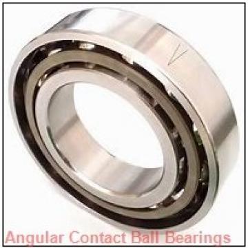 3.346 Inch | 85 Millimeter x 7.087 Inch | 180 Millimeter x 2.874 Inch | 73 Millimeter  TIMKEN 5317WBR  Angular Contact Ball Bearings