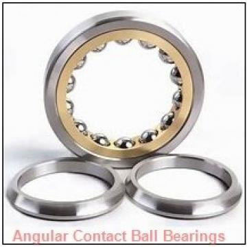 3.346 Inch | 85 Millimeter x 7.087 Inch | 180 Millimeter x 1.614 Inch | 41 Millimeter  TIMKEN 7317WN MBR SU  Angular Contact Ball Bearings