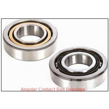 2.953 Inch | 75 Millimeter x 7.48 Inch | 190 Millimeter x 1.772 Inch | 45 Millimeter  TIMKEN 7415WN MBR SU  Angular Contact Ball Bearings