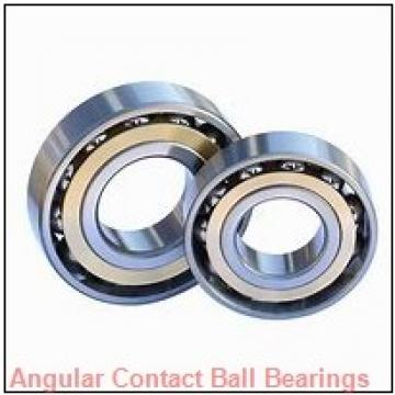 85 mm x 180 mm x 41 mm  TIMKEN 7317WN  Angular Contact Ball Bearings